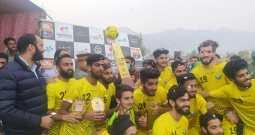 Grand Finale:Real Kashmir LiftsSpectrum Football Tournament