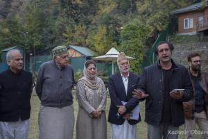 People's Conference 'Divorces' Gupkar Alliance