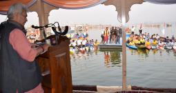 LG Inaugurates Water Sports Centre at Nehru Park