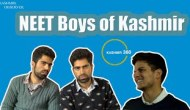 NEET Boys of Kashmir
