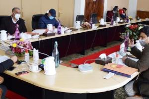 Khan Chairs 18th BoG Meeting Of SKICC