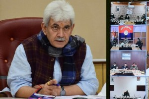 LG Calls For Free And Fair DDC Elections in J&K