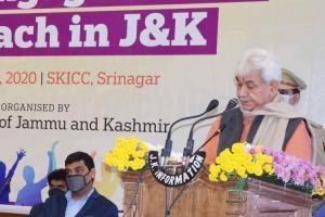LG Urges National Industrial Leaders To Partner J&K Govt