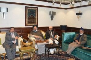 Kalbe Jawad Calls On Bukhari