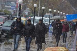 Another Wet Spell In Kashmir From Friday: MeT Dept