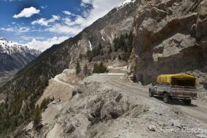 Leh Highway To Reopen For Traffic On Feb 28