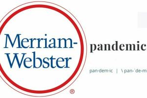 'Pandemic' Is Merriam-Webster's 2020 Word Of The Year