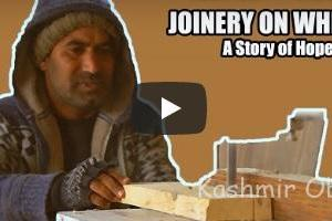 Joinery on Wheels- A Story of Hope