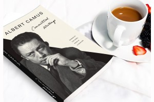 Camus Over A Cup of Tea
