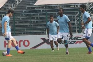 I-League: Real Kashmir FC, Suveda Delhi Lock Horns In Top-4 Clash