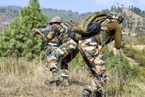 Day 8: Army, Militants Exchange Fresh Fire In Poonch