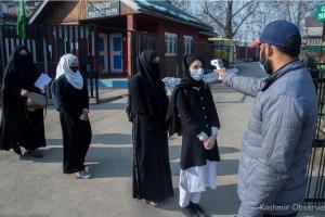 Panic Among Students in South Kashmir After 50 Test Covid-19 Positive
