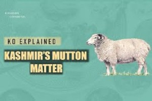 Kashmir's Mutton Matter – KO Explained