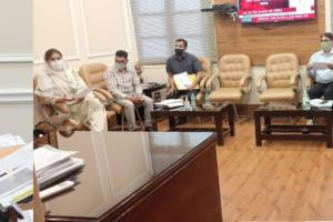Progress On PMDP Sports Projects Reviewed