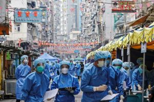 WHO: World Can Bring Pandemic Under Control Within Months