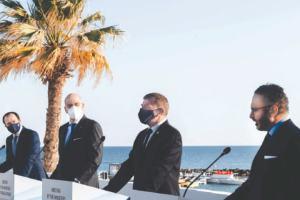 Cyprus Hosts UAE-Israel Meet In 'Changing' Mideast
