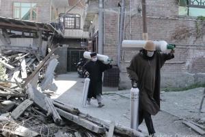 SRO Kashmir: Saving Breaths In Valley