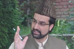 Kashmiri Pandit Leader Seeks Release Of Mirwaiz From Detention
