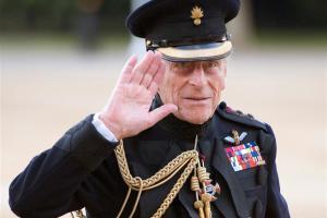 Britain's Prince Philip, Husband Of Queen Elizabeth, Dies At 99