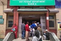 SMHS, Allied Hospitals Stop OPD, Surgeries