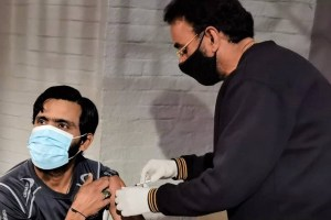 PCB Completes 1st Phase Of COVID-19 Vaccination For Players, Staff