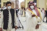 Strained Over Kashmir, Saudi, Pak Leaders Vow to Reset Ties