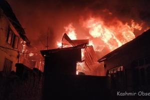 Baramulla Blaze: 'It Was Raining Ash Everywhere'
