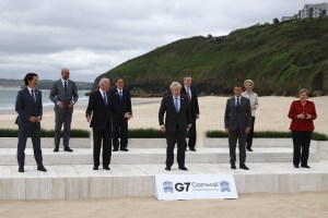 G7 Adopts Global Infrastructure Plan In Riposte To China