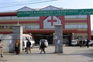 Patient Rush Goes Down By 60 Percent In Srinagar Hospitals