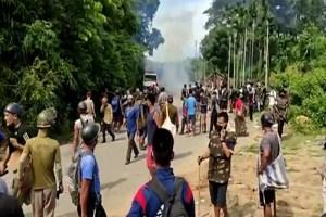 6 Assam Policemen Killed in Clashes with Mizoram