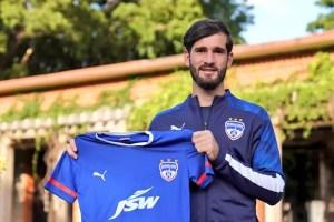 Danish Farooq Unveiled As Bengaluru FC's New Signing