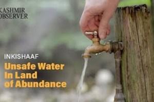 Unsafe Water In Land of Abundance