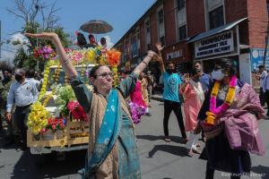 Janmashtami Celebrated In Srinagar- Photo Feature
