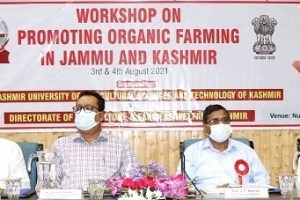 Navin Asks SKUAST-K To Prioritise Research On Farmer Issues