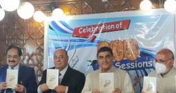 Dr Nazir Mushtaq's Book 'Tinkey' Released