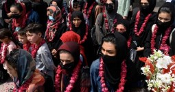 Afghanistan Women's Football Team Flees To Pakistan