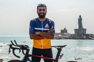 Kashmiri Cyclist Adil Teli Aims Higher After Guinness World Record