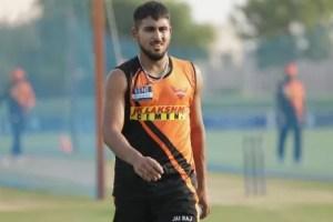 J&K Pacer Umran Malik Named In SRH's IPL Squad