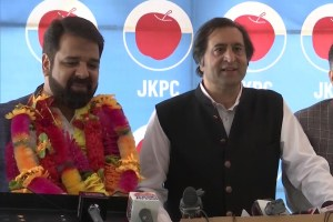NC Leader's Scam Accused Son Joins Peoples Conference