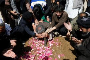 Shock At 2nd Mosque Attack In Afghanistan In A Week