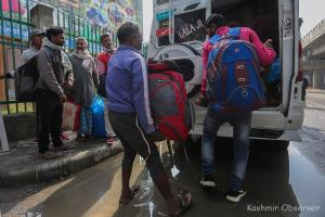 Question Of Survival Stares At Migrant Workers