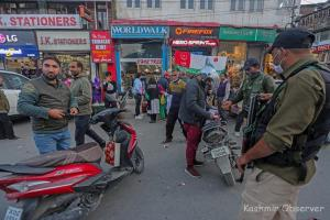 Crackdown On Two-Wheelers Brings E-Commerce To A Halt In Kashmir