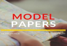 Model Papers