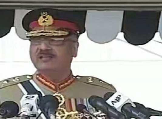 General Zubair Mahmood Hayat