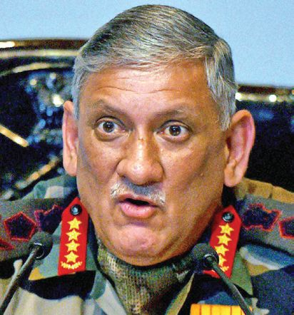 India has no extraterritorial ambition: Rawat