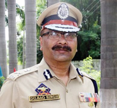 Police tracing people who came in contact with first COVID-19 casualty: DGP