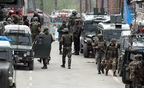Militant killed in Ganderbal gunfight