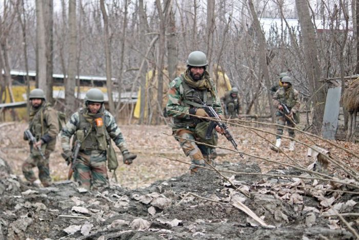 Two more CASOs in Shopian, no militant found