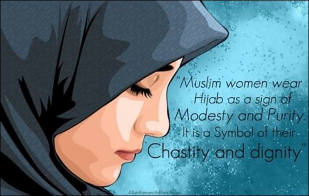 Why we wear the Hijab