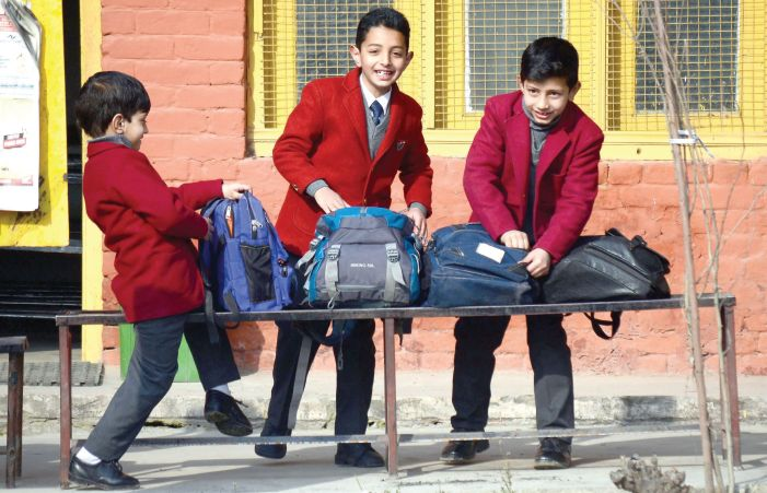 J&K govt braces for free elementary education quota for poor students in schools